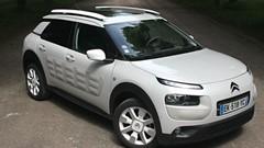 Essai Citroën C4 Cactus Puretech 110 EAT6 : enfin une boîte auto moderne !