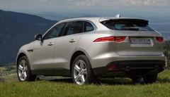 Essai Jaguar F-Pace: premier crossover