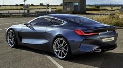 BMW Série 8 Concept : retour au Grand Tourisme