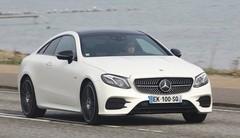 Essai Mercedes Classe E Coupé 2017 : Une étoile au guide de l'élégance