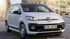 5 ans après le premier, nouveau concept d'une VW up GTI