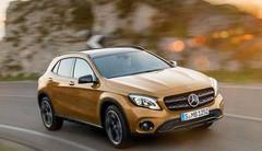 Essai Mercedes GLA : il prend de la hauteur