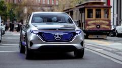 Mercedes devrait présenter une compacte électrique à Francfort