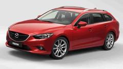 Essai Mazda 6 SW: Une belle japonaise qui se prend pour une Alfa