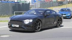 Bentley : de grosses nouveautés pour la prochaine Continental GT