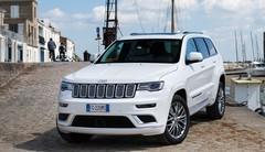 Essai Jeep Grand Cherokee resylée V6 Multijet II : un Américain dans la ville