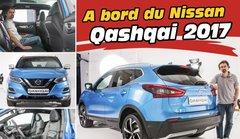 Nissan Qashqai restylé (2017) : Tous les détails en vidéo