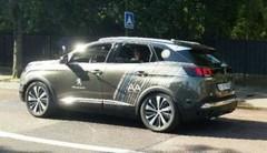 Roland Garros : Peugeot teste un 3008 autonome