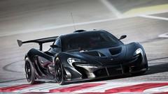 McLaren P1 LM : un record sur le Nürburgring avec un chrono de 6m43s2