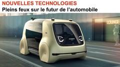 Technologies high-tech : pleins feux sur le futur de l'automobile