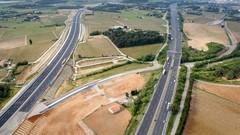 Montpellier : le doublement de l'autoroute A9 mis en service
