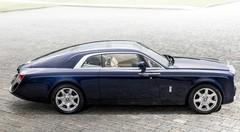 Rolls-Royce Sweptail : un modèle unique dévoilé à la Villa d'Este