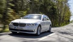 Essai BMW Série 5 Touring : toutes charges comprises