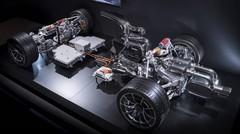 L'incroyable motorisation du concept Mercedes-AMG Project One