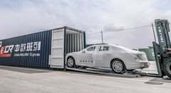 Les Volvo chinoises débarquent en Europe