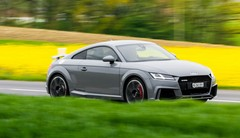 Essai Audi TT RS coupé
