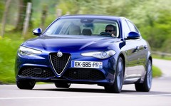 Essai Alfa Romeo Giulia 2.2D 210 ch Veloce : Puissance quatre