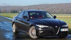 Essai Alfa Romeo Giulia 2.2D 180, une attente récompensée
