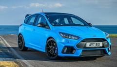 Ford Focus RS Option Pack : avec un différentiel pour faire ses adieux