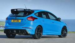 Ford Focus RS Pack Performance 2017 : La focus RS repousse encore ses limites