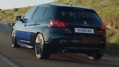 Peugeot 308 GTi : look plus agressif
