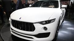 La Levante sera la première Maserati hybride rechargeable
