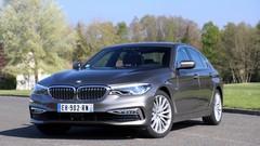 Essai BMW Série 520d xDrive : compromis parfait ?