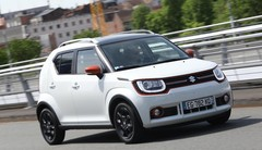 Essai Suzuki Ignis 3 2017 : La rubik's car des villes