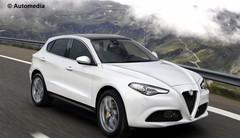 Alfa Romeo Kamal : Un deuxième SUV plus compact ?