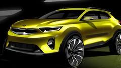 Le petit SUV de Kia se nommera Stonic