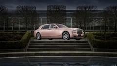 La nouvelle Rolls-Royce Phantom sera dévoilée en juillet prochain