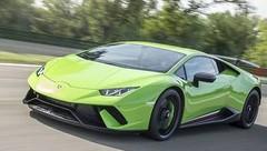 Lamborghini Huracan Performante : star du bel canto