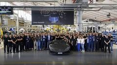 Lamborghini : déjà 8000 exemplaires de l'Huracan en un peu plus de trois ans