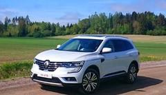 Essai Renault Koleo 2017
