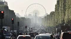 Paris : bientôt des bitumes anti-bruit et anti-chaleur