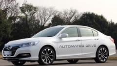 Voiture autonome : Honda dévoile son programme