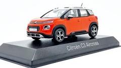 Le Citroën C3 Aircross dévoilé… en miniature