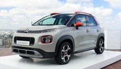 Citroën lance son mini-SUV Citroën C3 Aircross contre le Renault Captur