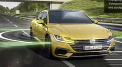 Volkswagen Arteon : arrêt d'urgence automatique