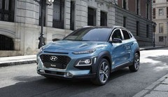 Hyundai Kona : petit SUV au look travaillé