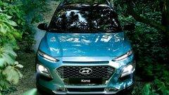 Hyundai Kona : Le nouveau mini SUV