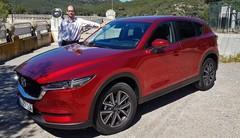 Essai Mazda CX-5 : deuxième génération