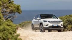 Essai Jeep Compass 2017 : le test du nouveau Compass diesel