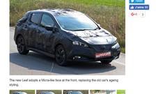 Nissan Leaf 2018 : Seulement 38 kWh de batterie ?