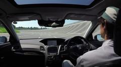 Voiture autonome : Honda vise 2025 pour l'autonomie de niveau 4