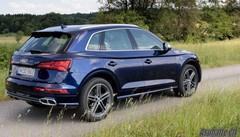 Essai Audi SQ5 TFSI: chasseur de Macan ?