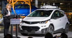 GM a fabriqué 130 Chevrolet Bolt autonomes