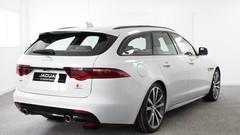 Jaguar XF Sportbrake 2017 : du chic et du coffre