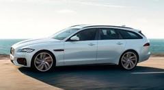 Jaguar XF Sportbrake : tous usages