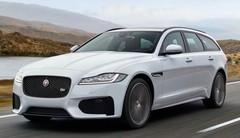Jaguar XF Sportbrake : Le félin-cargo !